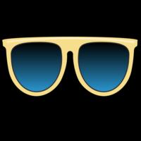 Objects & Symbols Sunglasses Wayfarer